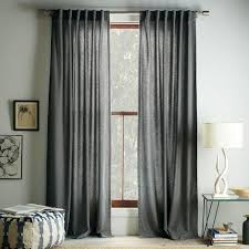Grey Ombre Curtains Interesting Grey Ombre Curtains And Wool Curtain Gray West