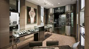redesign of the hublot boutique at harrods