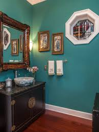Paint Colors For Powder Room - powder room paint color houzz