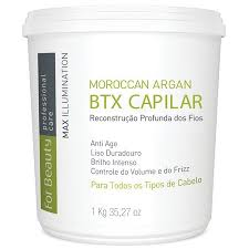 New For Beauty Botox Capilar Max Illumination 1kg - Clube dos Fios &NP19