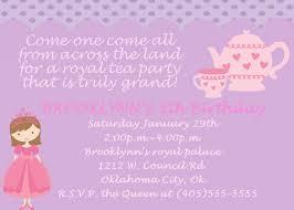 glitter girlz parties pretty princess tea party