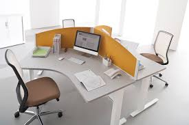 bureau poste de travail poste travail pied metal ubia mobilier bureau adema 4 ubia