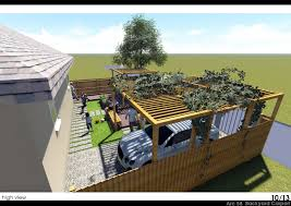 backyard carport designs backyard landscape design