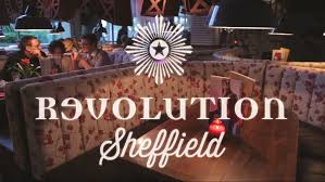 revolution sheffield youtube