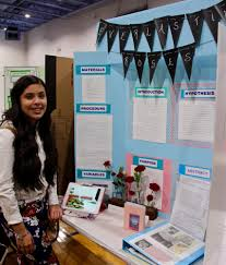 science exposition draws more than 400 students to foundation
