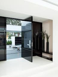 modern glass door designs 26 modern front door designs for a stylish entry shelterness