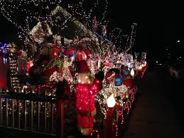 christmas magic u0027 at union residents u0027 light spectacular union nj