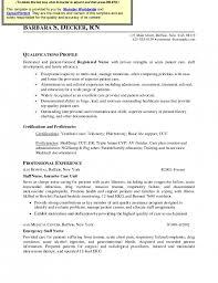 Staff Nurse Job Description For Resume by The Most Brilliant Med Surg Nurse Resume Resume Format Web