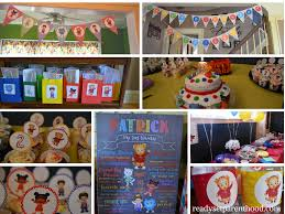 planning a tigertastic daniel tiger birthday party ready set