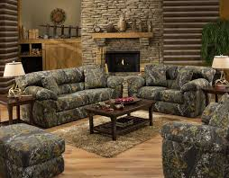 camouflage living room furniture living room jackson furniture big game camouflage two seat sleeper