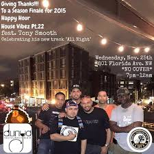 Washington Dc Thanksgiving Events Dc House Grooves Weekend Round Up The Best Underground House And