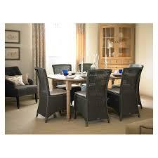 Lloyd Loom Bistro Chair Neptune Sheldrake Extending Dining Table Havana Chairs