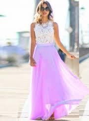 party dress sleeveless lace chiffon evening party dress novashe