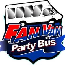 The Fan Van Party Bus Get Quote Party Bus Rentals 108 S Main