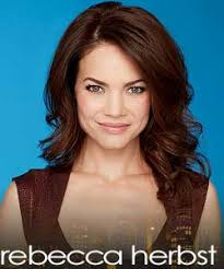 what style hair does rebecca herbst rebecca herbst instagram creation entertainment presents abc s