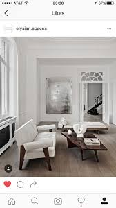 497 best home decor images on pinterest architecture home and live all white moldings trim neutrals living room modern decor