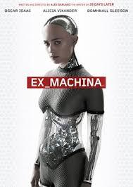 Ex Machina by Mongrel Media Ex Machina