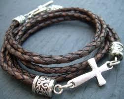 woven bracelet with cross images Urban survival gear usa by urbansurvivalgearusa on etsy jpg