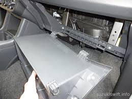 living with a suzuki swift how to remove the cd player stereo