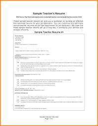 resume format for experienced teacher 8 resume sample for teacher forklift resume 8 resume sample for teacher