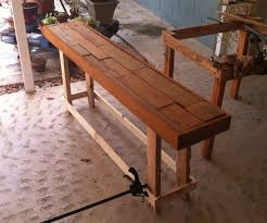 Diy Pallet Sofa Table Diy Rustic Pallet Sofa Table Pallet Furniture Plans Diy Pallet And