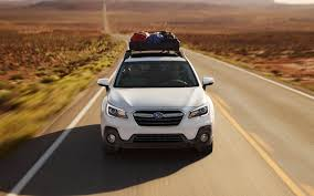 subaru outback custom bumper 2018 subaru outback vs 2018 honda cr v comparison review by east
