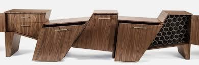 unique cabinet unique and unusual cabinet made of walnut coast range home