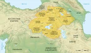 Caspian Sea World Map by Maps The History Of Byzantium