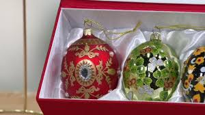 egg ornaments joan rivers 2017 set of 4 russian inspired egg ornaments page 1