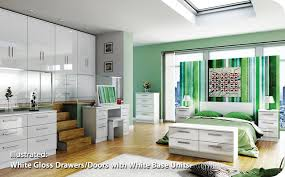 Welcome Furniture Quality Ready Assembled Furniture - Ready assembled white bedroom furniture