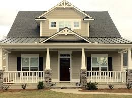 exterior siding color fawn brindle by sherwin williams the