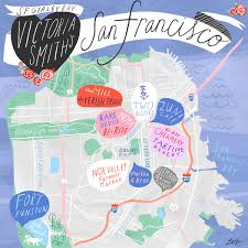 San Francisco Sightseeing Map by 24 Hours In San Francisco With Victoria Smith Of Sfgirlbybay