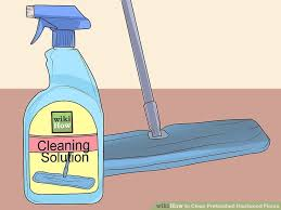 3 ways to clean prefinished hardwood floors wikihow