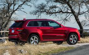 dodge jeep 2014 automotive car motor daily 2014 jeep grand cherokee srt track drive