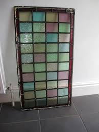 Antique Stained Glass Door by Stained Glass Window Panel Above Door Reclaimed Victorian Leaded