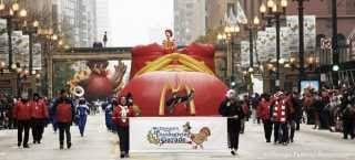 mcdonald s thanksgiving parade events choose chicago