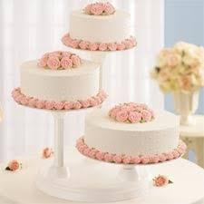 3 tier cake and dessert stand wilton