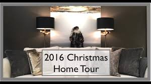 christmas decorations home tour christmas at the robeson u0027s youtube