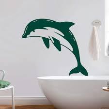 wandtattoo delfin dekoration mit delphin wall art de