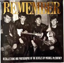 Recollections Photo Album Michael Mccartney Book U2013 U201cremember U201d Beatles Blog