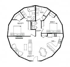 A Floor Plan by Predesigned Prefabricated Homes Deltec Homes