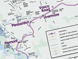 Sacramento Light Rail Map Home Ace Altamont Corridor Express