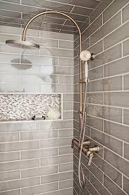 Bathroom Shower Tile Patterns 16 Beautiful Bathrooms With Subway Tile Tile Patterns For Showers