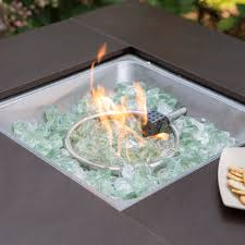 Patio Propane Fire Pit Az Heater 38 In Criss Cross Square Gas Fire Pit Hayneedle