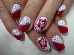 56 best unhas images on pinterest flower nails make up and