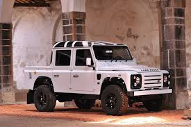 land rover overland overland 2 2 td4 double cab land rover s defender by via 19