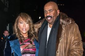 steve harvey u0027s wife there is a thief in my house new york post