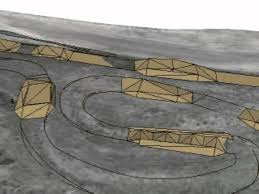MX Track Design And Construction YouTube - Backyard motocross track designs