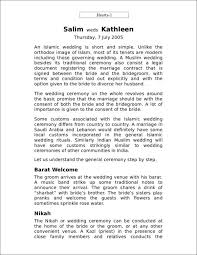 Traditional Wedding Program What To Include In Your Wedding Program