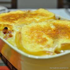recette de cuisine facile tartiflette recette de la tartiflette savoyarde au reblochon